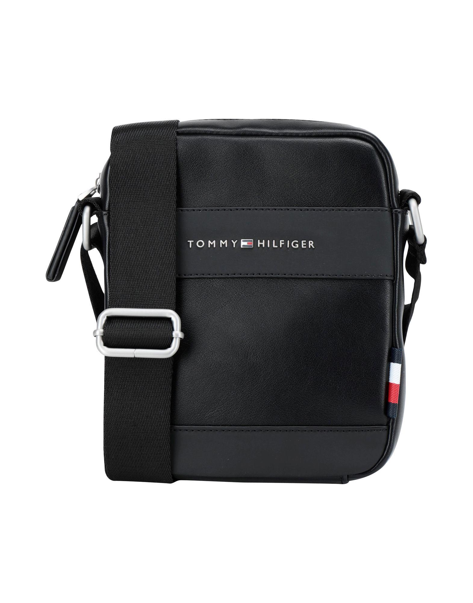 TOMMY HILFIGER Сумка через плечо сумка tommy hilfiger am0am00806 002 black