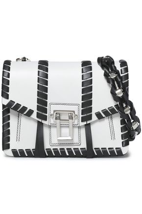 PROENZA SCHOULER Two-tone leather shoulder bag