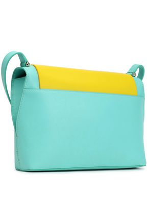 DELPOZO Bo leather shoulder bag