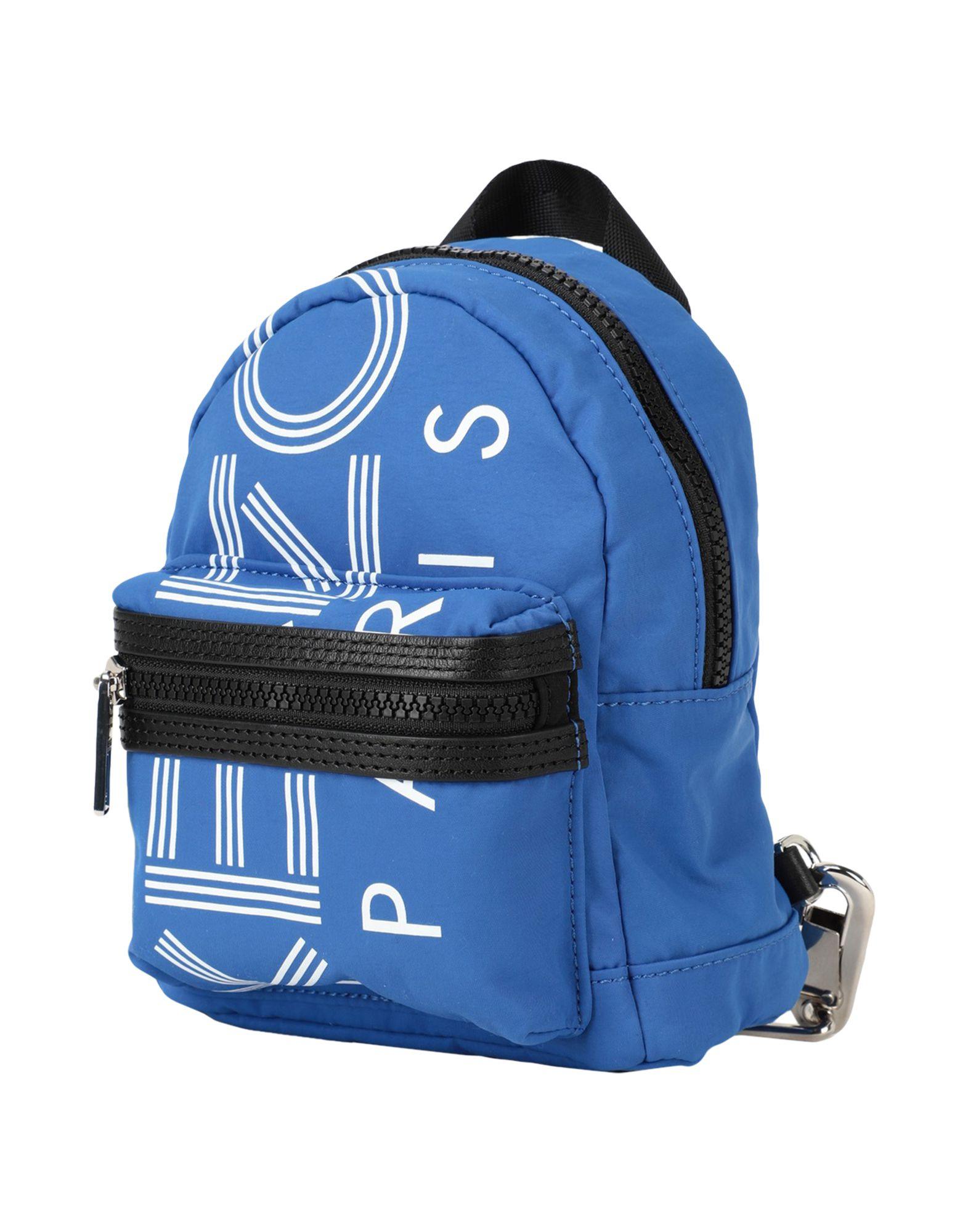 KENZO Рюкзаки и сумки на пояс кожаные сумки brialdi campi relief bl