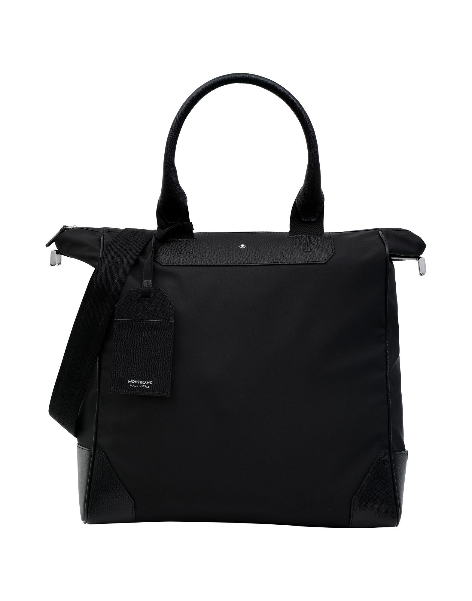 MONTBLANC Деловые сумки кожаные сумки montblanc mb113134