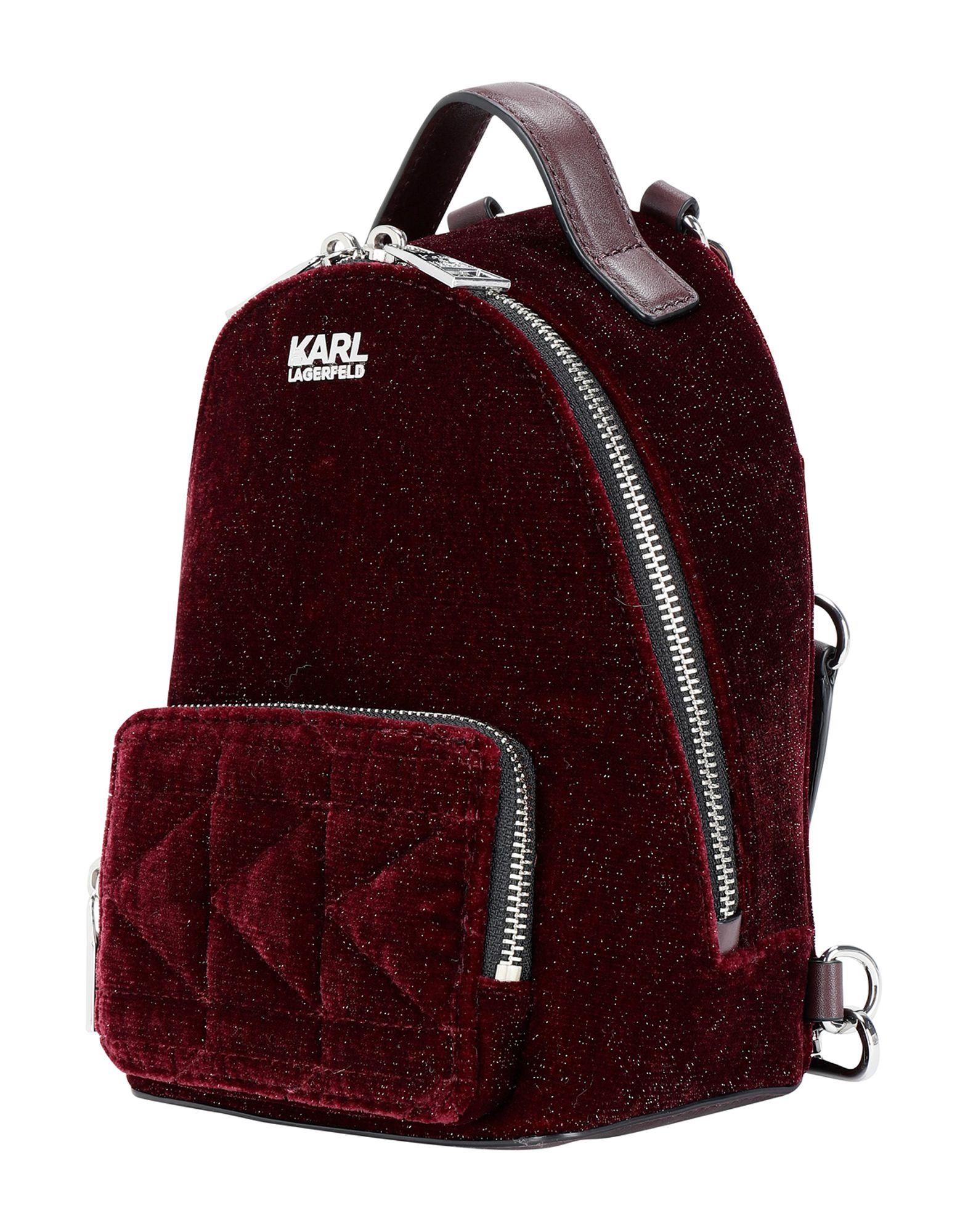 KARL LAGERFELD x KAIA Рюкзаки и сумки на пояс alev kaia eelista toolepingut
