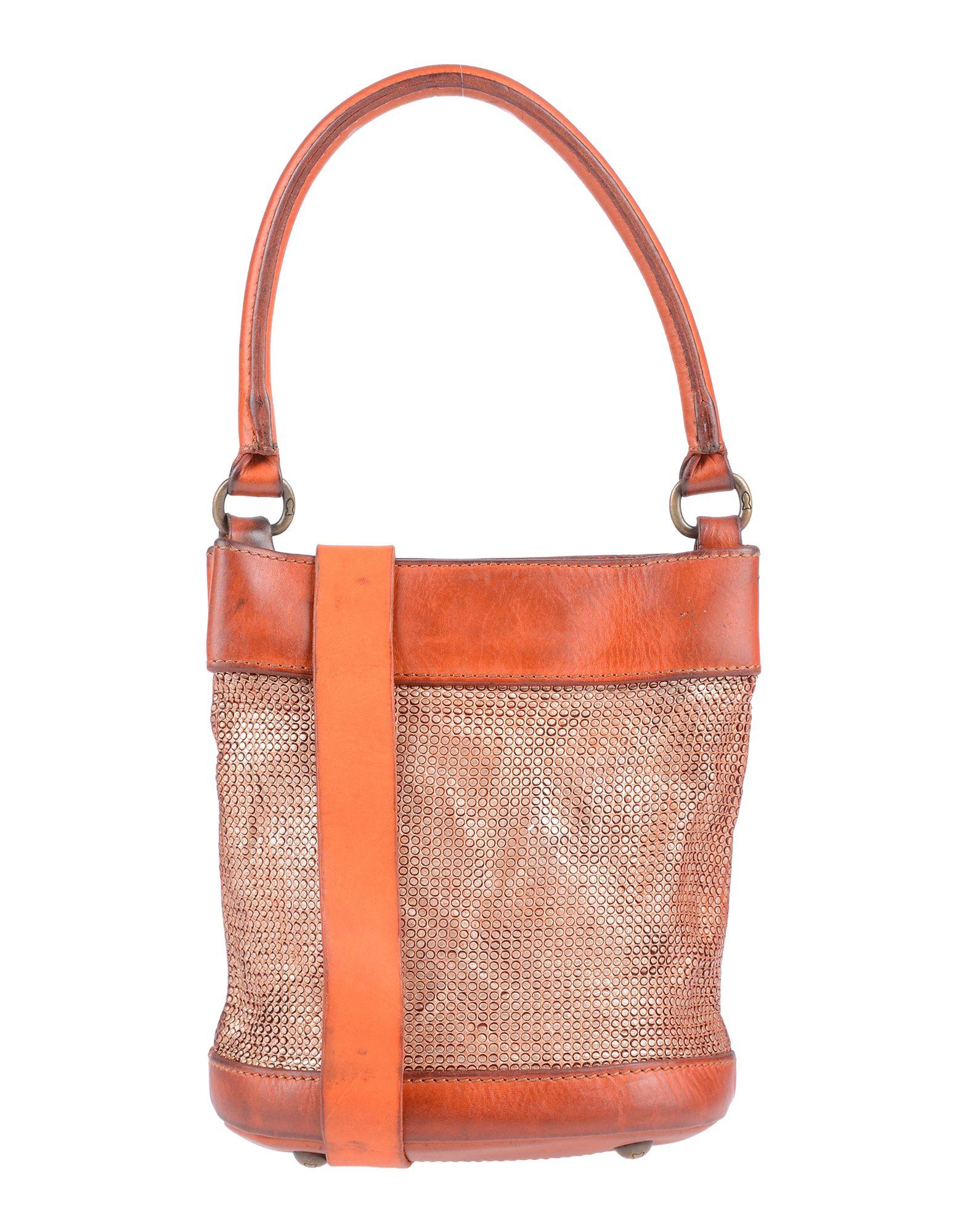 CAMPOMAGGI Handbags in Brown