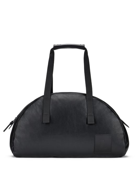 BOWLING BAG IN PELLE DI VITELLO LISCIA - Lanvin