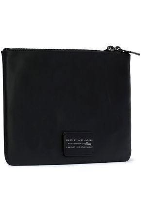 Marc By Jacobs Printed Leather Pouch