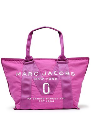 MARC JACOBS Printed shell tote