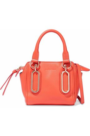 SEE BY CHLOÉ Paige textured-leather shoulder bag