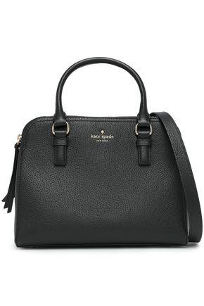 KATE SPADE New York Kiernan Cobble Hill textured-leather shoulder bag