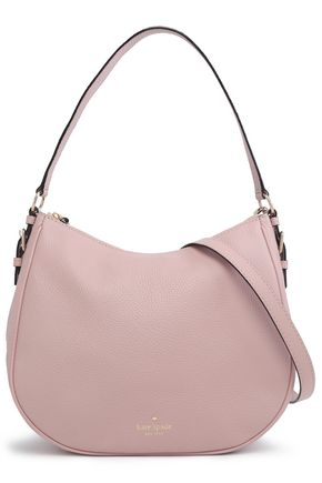KATE SPADE New York Mylie Cobble Hill textured-leather shoulder bag