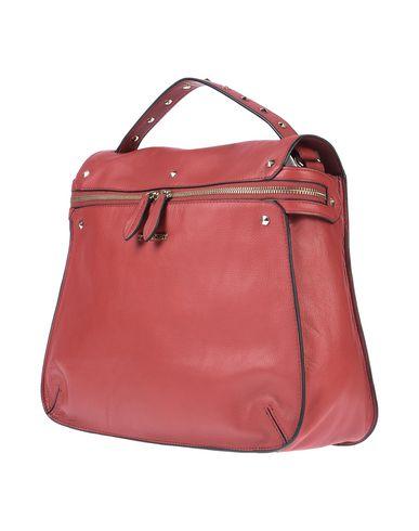 Фото - Рюкзаки и сумки на пояс от TWINSET красного цвета