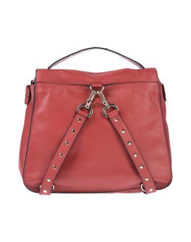 Фото 2 - Рюкзаки и сумки на пояс от TWINSET красного цвета