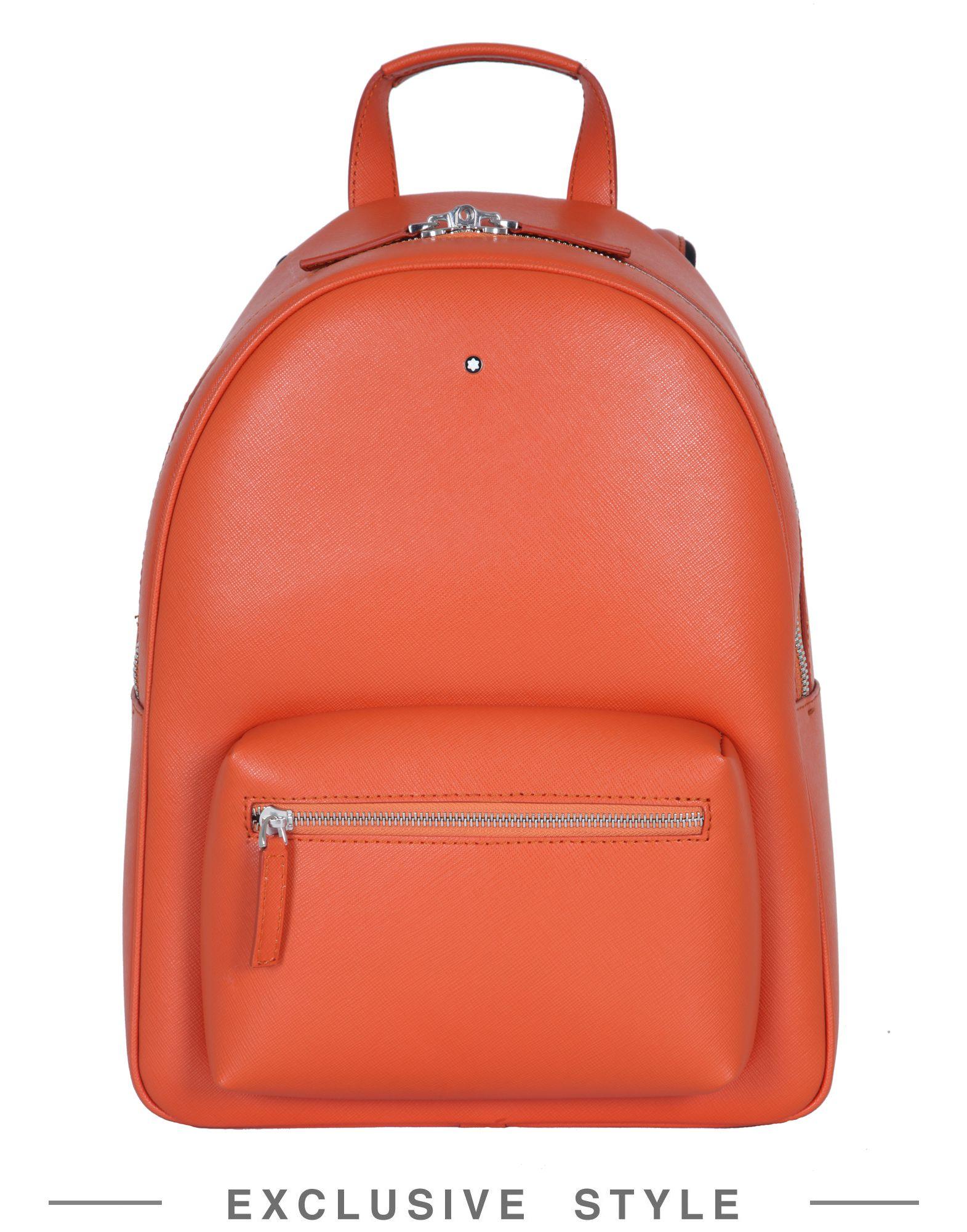 MONTBLANC X YOOX Рюкзаки и сумки на пояс