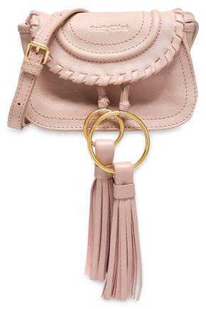 SEE BY CHLOÉ Tasseled leather shoulder bag