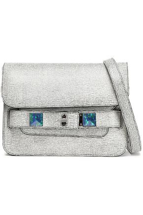 PROENZA SCHOULER Textured-leather shoulder bag