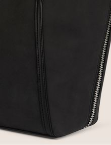 ARMANI EXCHANGE CLASSIC SIDE-ZIP TOTE Tote bag [*** pickupInStoreShipping_info ***] a