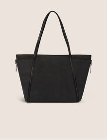 ARMANI EXCHANGE CLASSIC SIDE-ZIP TOTE Tote bag [*** pickupInStoreShipping_info ***] d