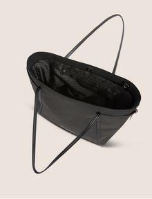 ARMANI EXCHANGE CLASSIC SIDE-ZIP TOTE Tote bag [*** pickupInStoreShipping_info ***] e