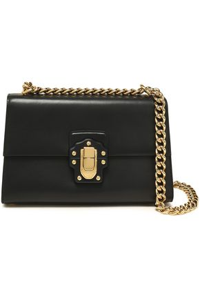 DOLCE & GABBANA Lucia medium leather shoulder bag