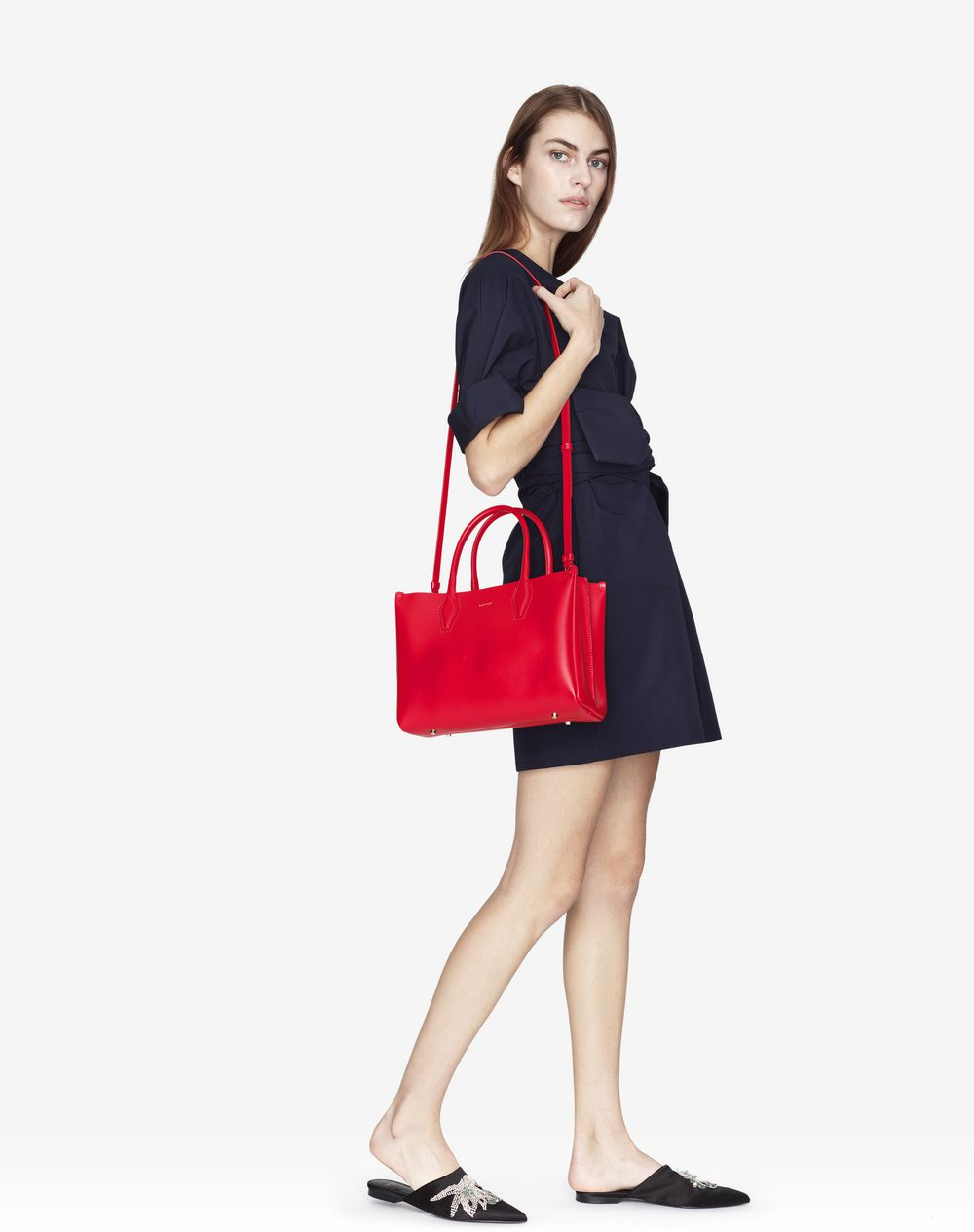 "SMALL RUBY ""JOURNEE"" BAG - Lanvin"