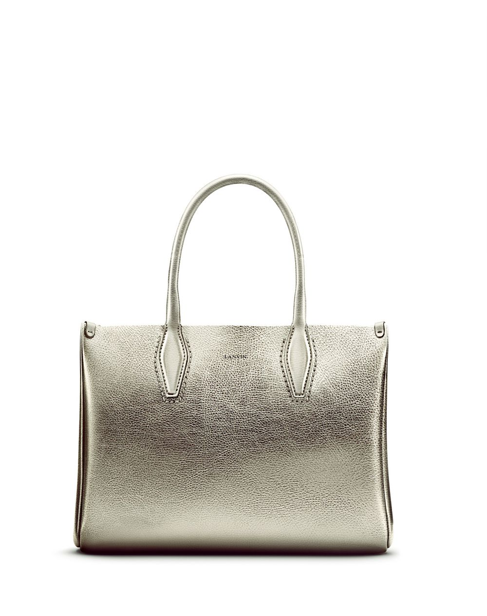 "SMALL PALE GOLD ""JOURNEE"" BAG - Lanvin"