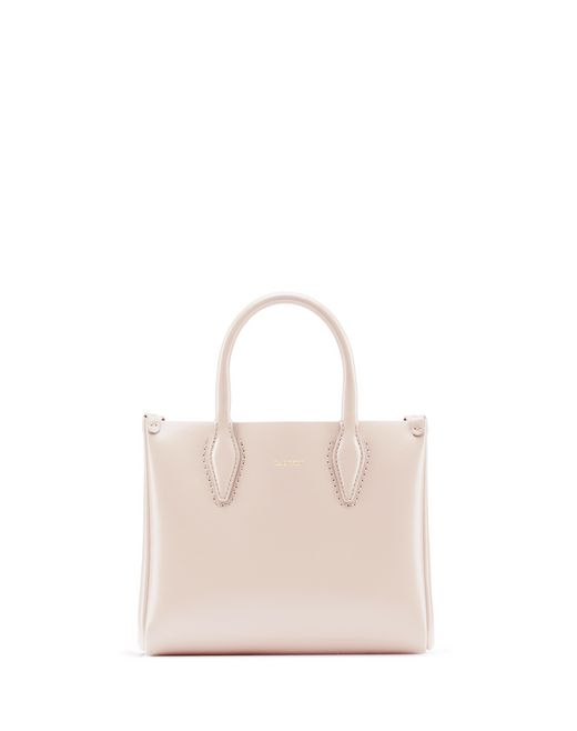 "NANO LIGHT PINK ""JOURNÉE"" BAG - Lanvin"