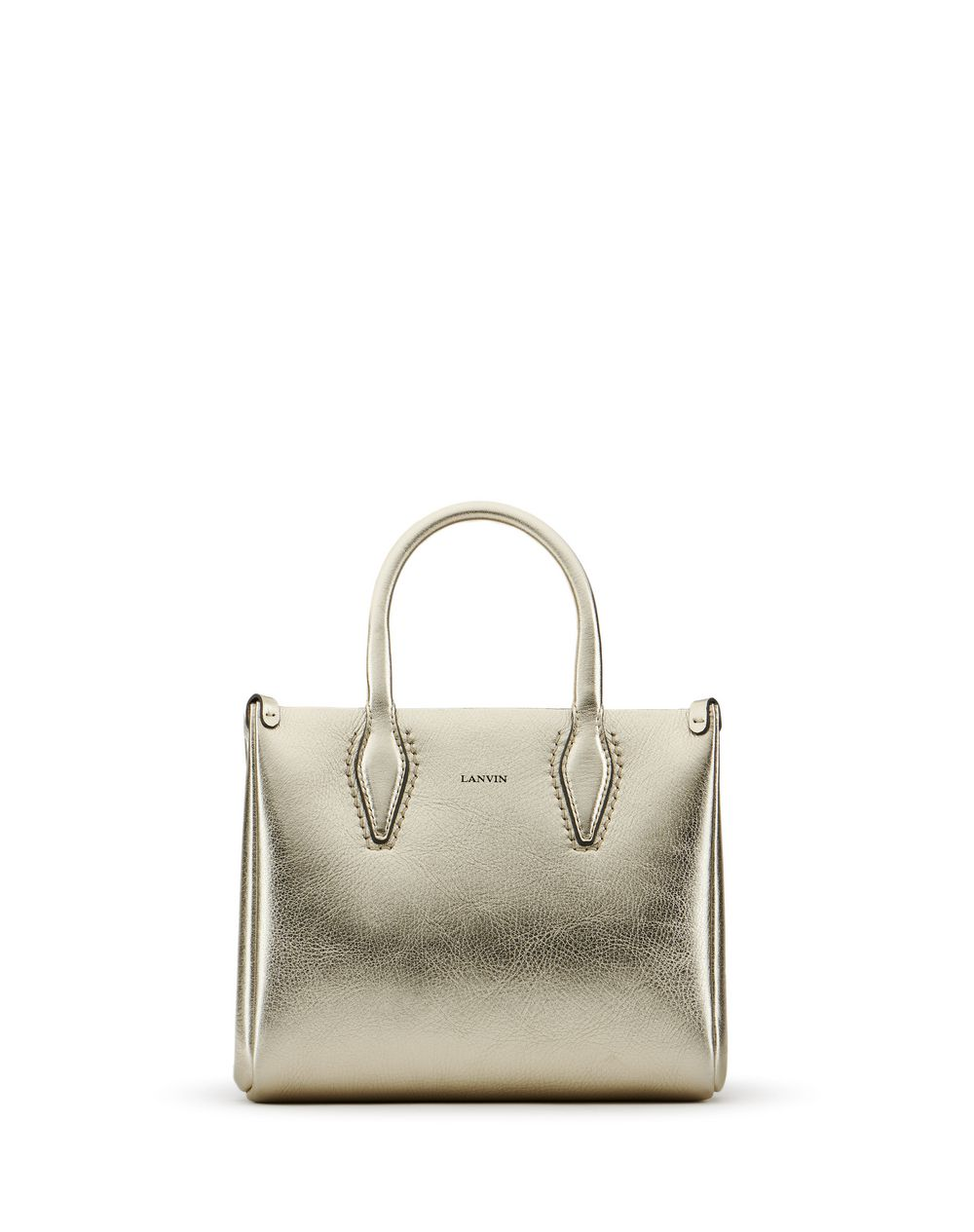 "NANO PALE GOLD ""JOURNEE"" BAG  - Lanvin"