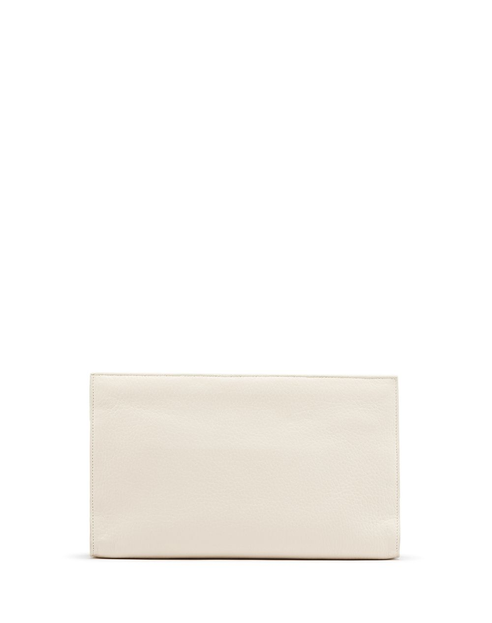 "CREAM ""RÉGLISSE"" CLUTCH - Lanvin"