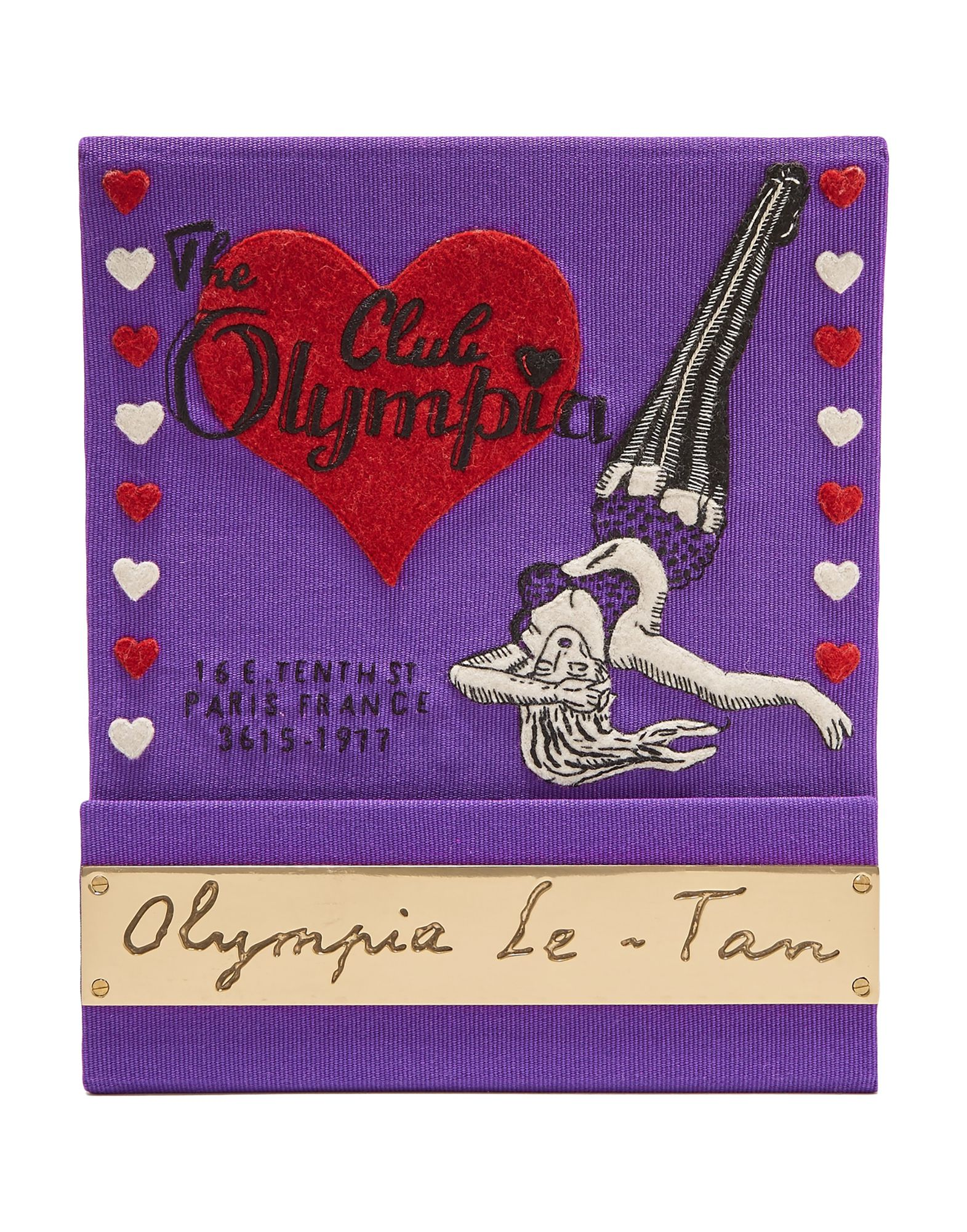 OLYMPIA LE-TAN Сумка на руку olympia le tan x disney сумка на руку