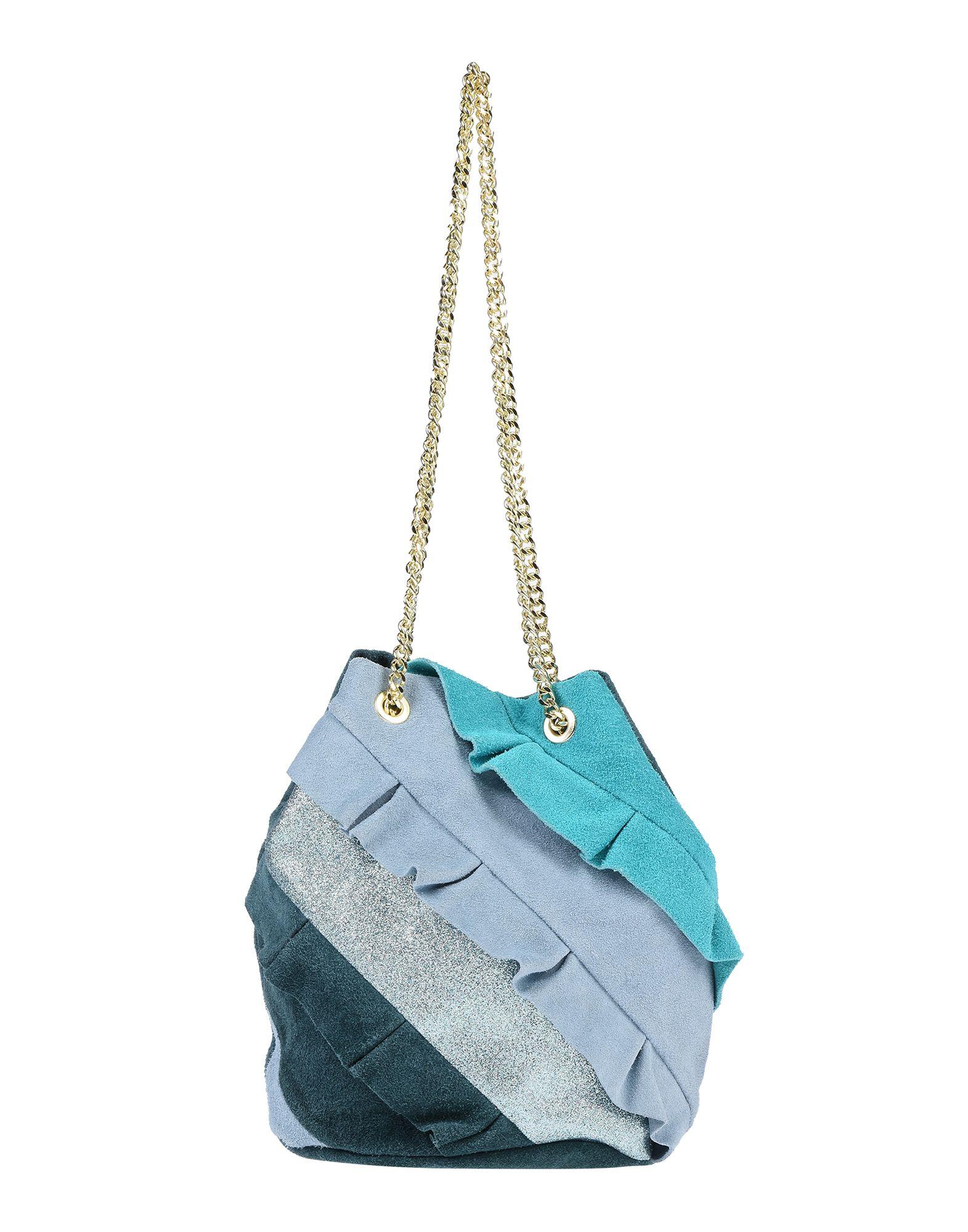 ANNARITA N. Сумка на плечо [супермаркет] landcase jingdong люди деловой сумки случайной сумка плечо сумка прилив мешок коричневого холст мешок 902