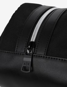 ARMANI EXCHANGE CLASSIC LOGO DOPP KIT Travel bag [*** pickupInStoreShippingNotGuaranteed_info ***] a