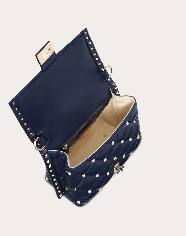 Medium VLTN Candystud top-handle bag