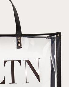 VLTN plexy Shopping bag
