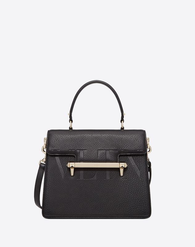 VLTN Large Uptown top-handle bag
