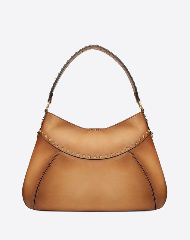 cdaad41365 Medium Burnished Calf Leather Twinkle Studs bag