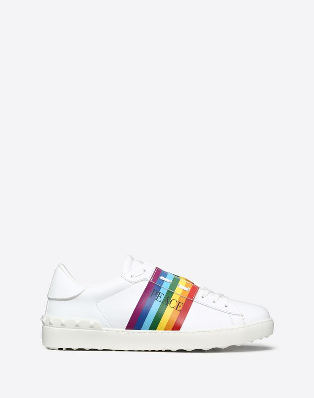 Rainbow color Open Sneaker