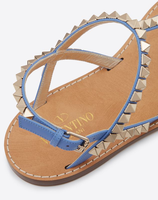 Rockstud No Limit Flat Thong Sandals