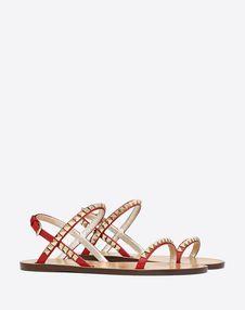 Rockstud No Limit Flat Sandals