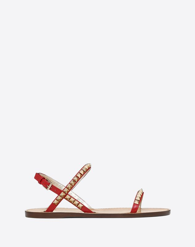 Rockstud No Limit Flat Sandals