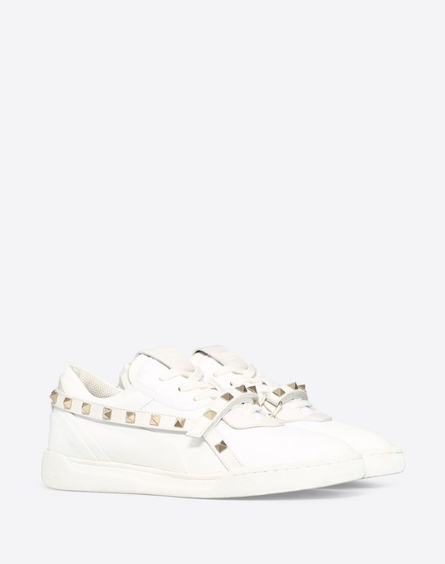 Low-Top Sneaker Rockstud Armor