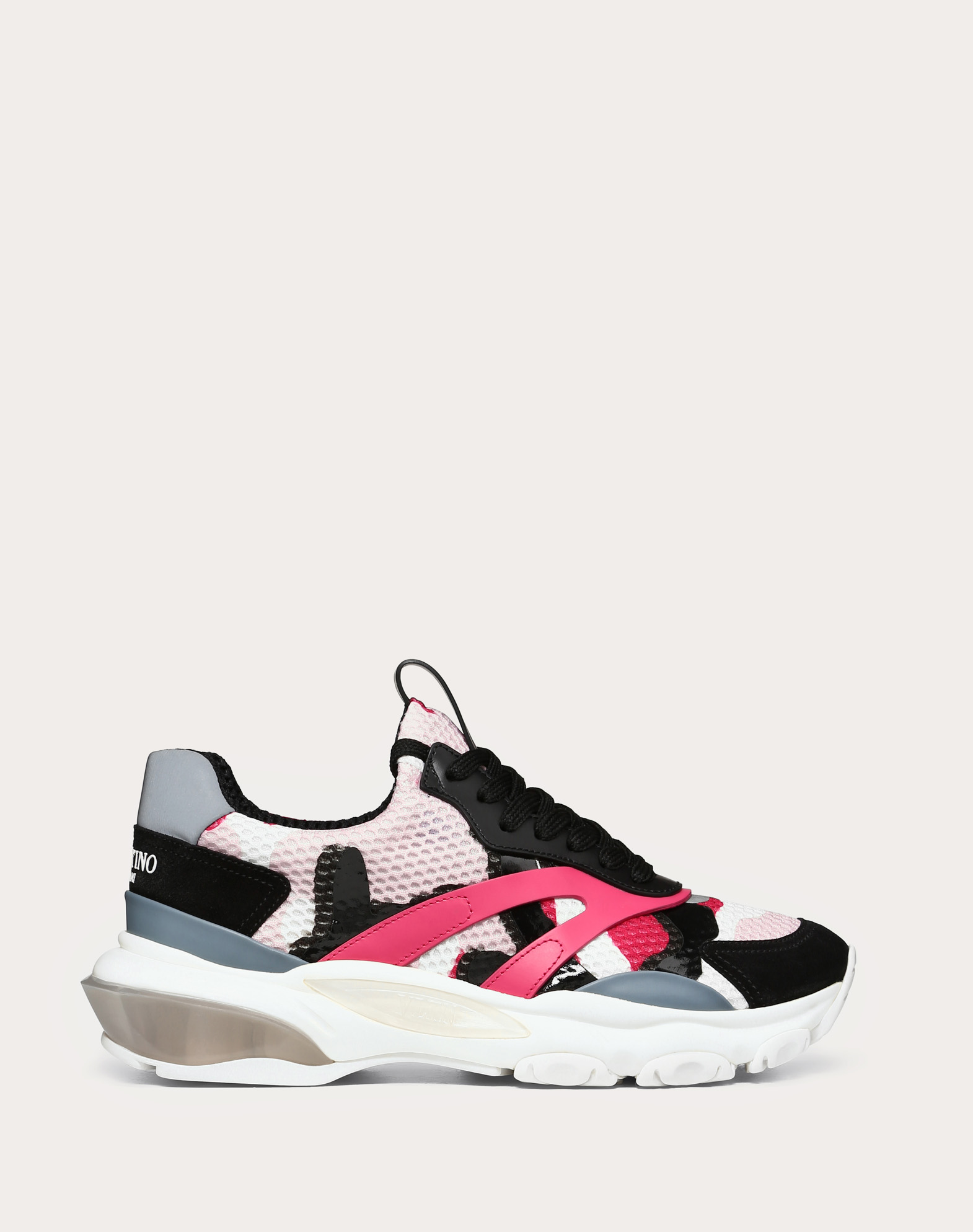 VLTN Camouflage Low-Top Bounce Sneaker