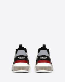 VLTN Camouflage Low-Top Bounce Sneaker