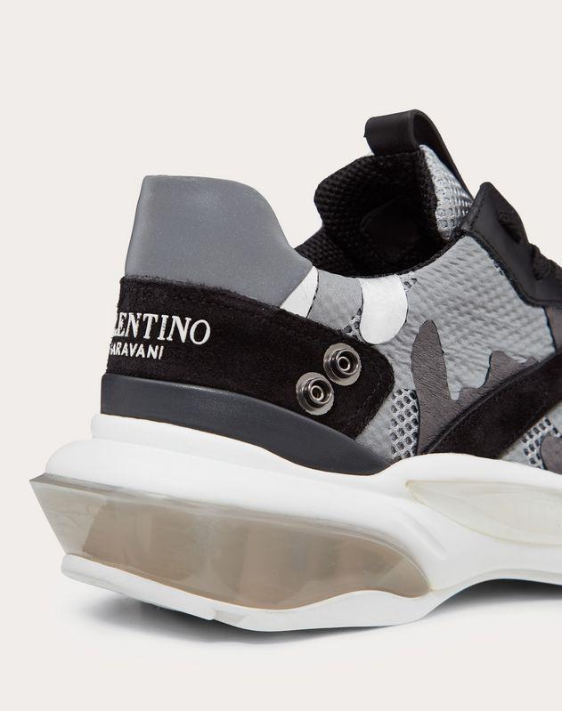 Low-Top Sneaker Bounce mit Federn