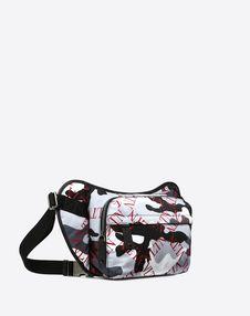 VLTN Grid Camouflage Belt Bag