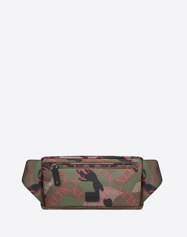 Gürteltasche VLTN Grid Camouflage