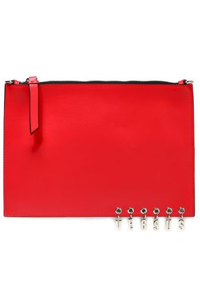 VERSUS VERSACE Leather clutch