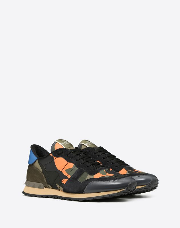 2f09add701e24e Rockrunner Camouflage Sneaker