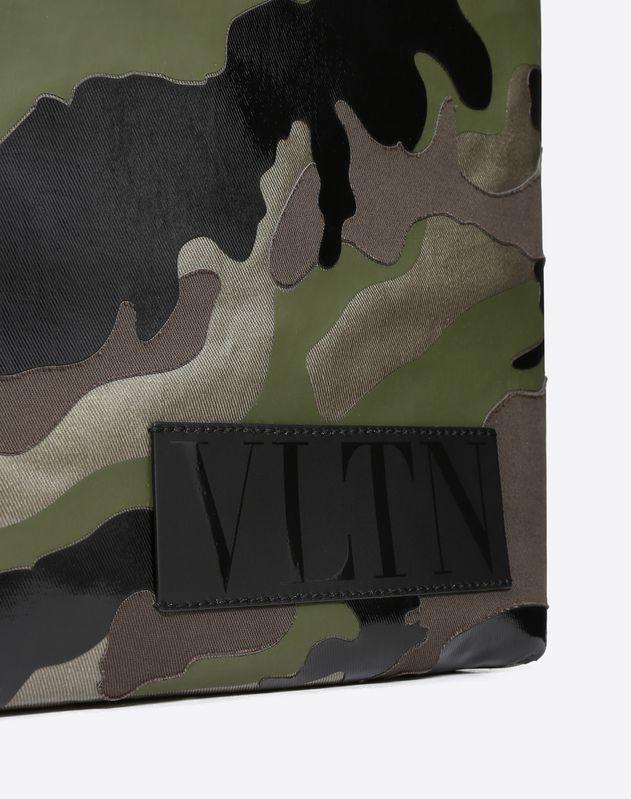 VLTN Camouflage Tote bag