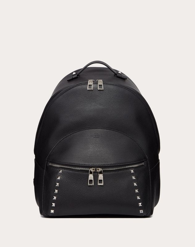 ROCKSTUD GOATSKIN BACKPACK