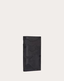 Camouflage Noir Passport Cover