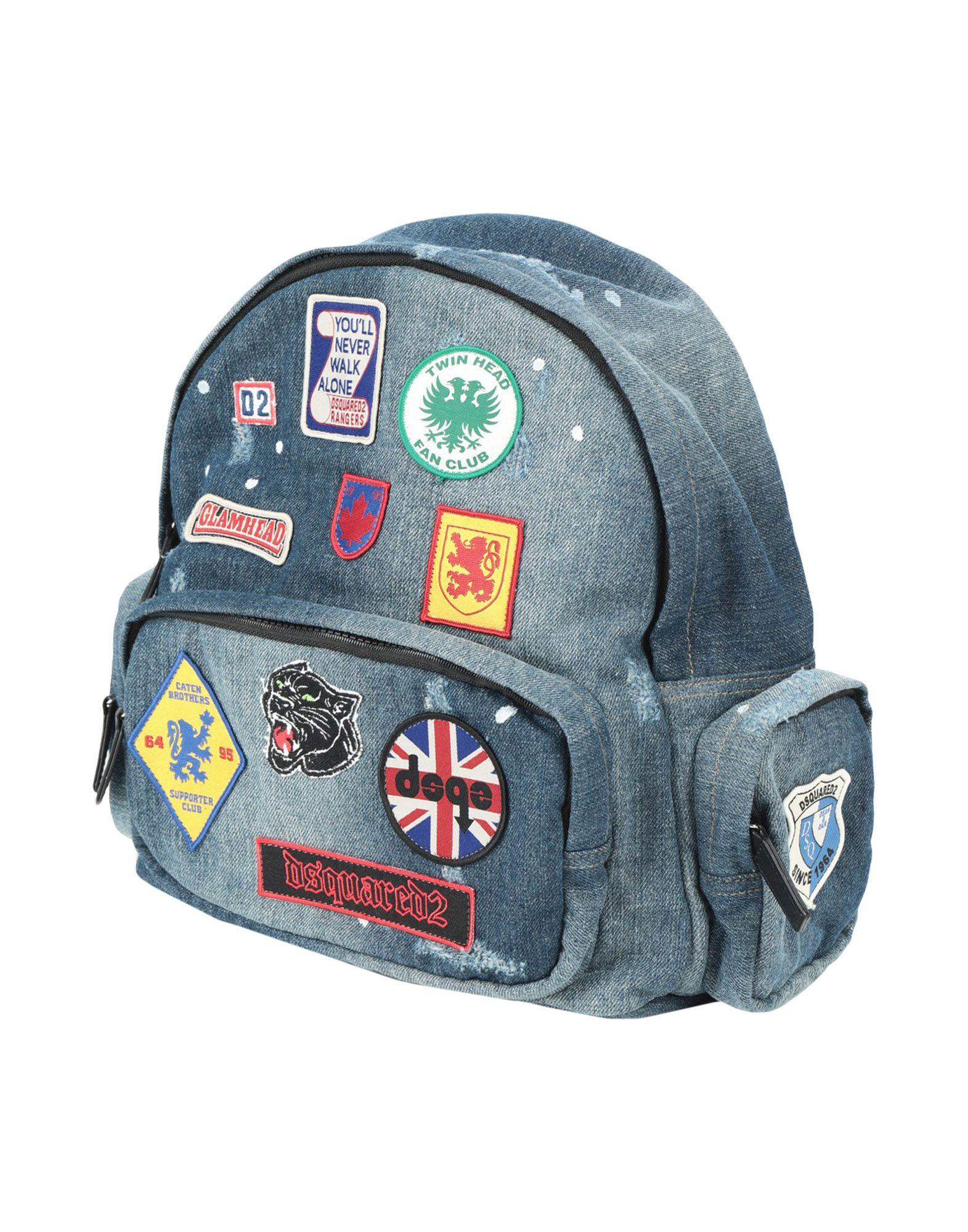 DSQUARED2 Рюкзаки и сумки на пояс etro рюкзаки и сумки на пояс